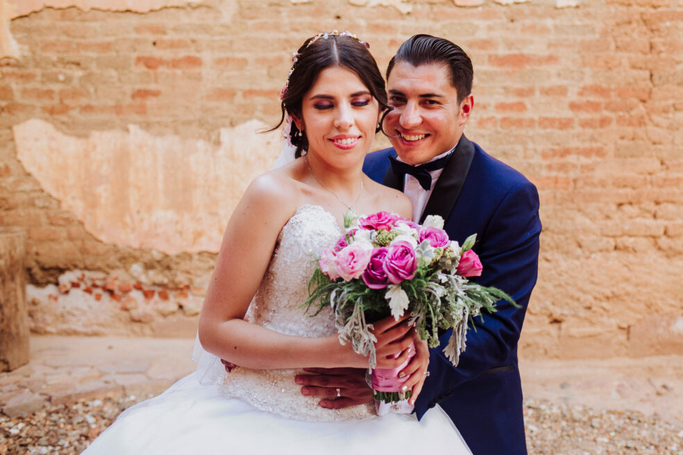 Nadia y Christian
