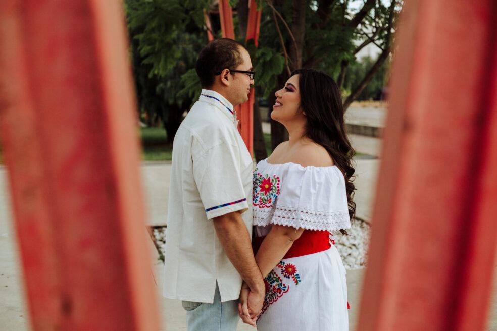 Andrea & Luis